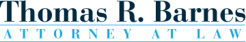 Thomas R. Barnes Attorney at Law logo